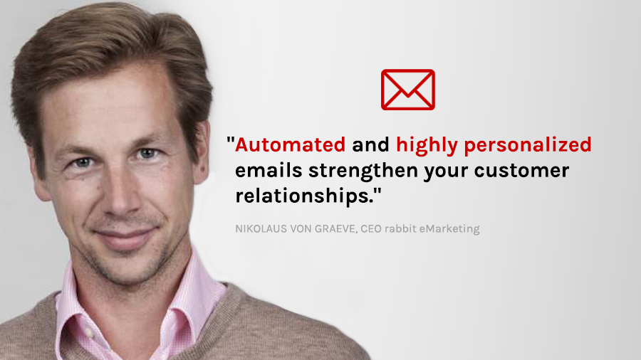 Interview about highly individual email journeys using Natural Language Generation
