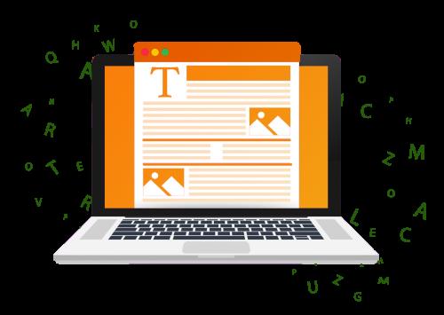 AX Semantics Solutions Publishing Header